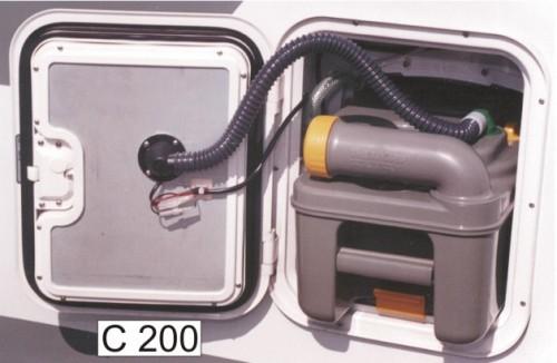 Sog Kit B For Thetford Cassette C200